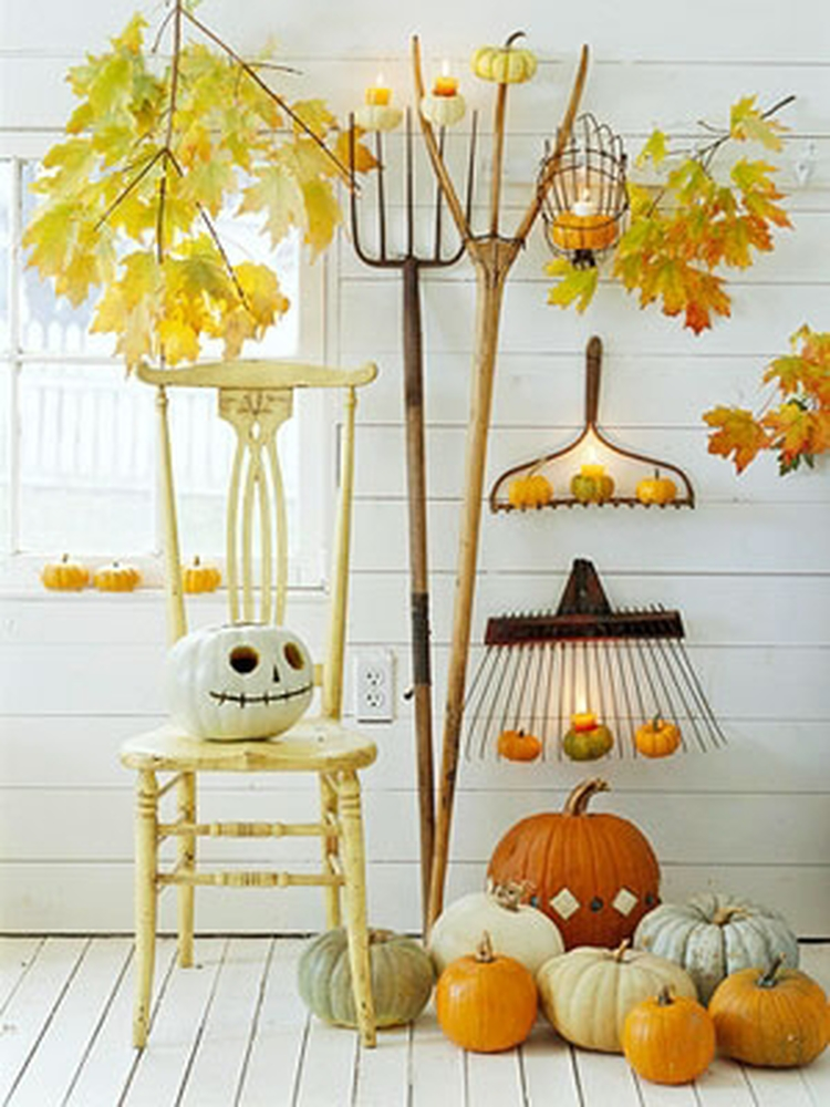 Ideas para decorar tu casa en halloween decorar espacio for Ideas para apartamentos