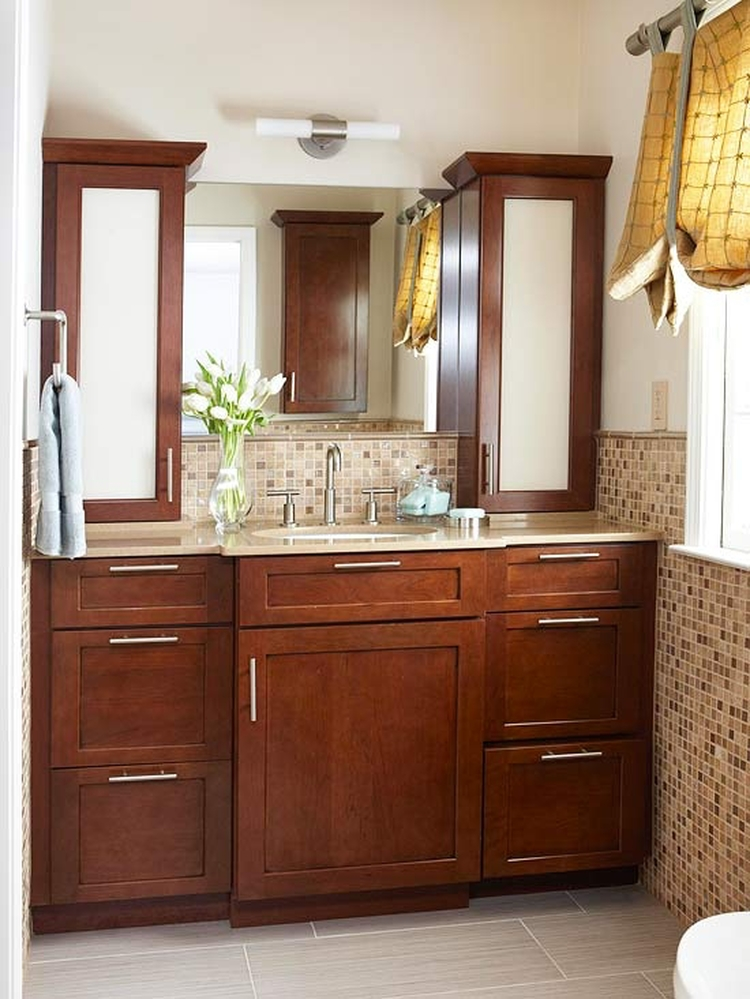 small bathroom cabinet ideas muebles para ba 241 os peque 241 os decorar ba 241 o peque 241 o 21764