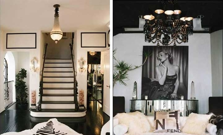 Las casas de 10 famosos decorar espacio for Decoradores de interiores famosos