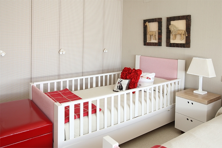 Un dormitorio infantil para dos hermanos decorar espacio for Ideas decorar habitacion infantil