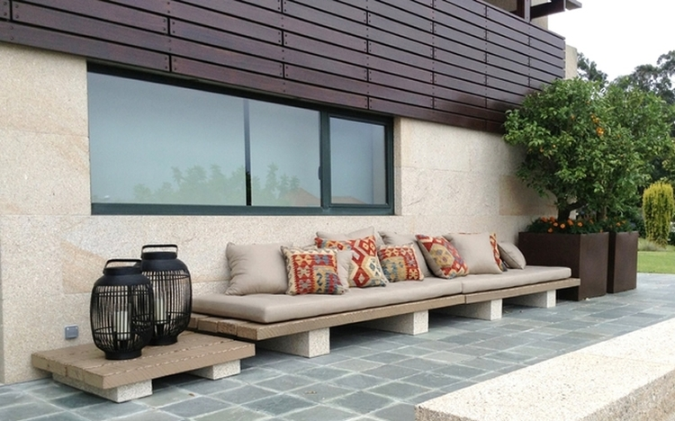 Arquitectura y decoraci n for Decoracion jardin chill out