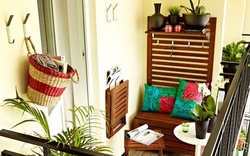 Ideas para decorar balcones pequeños, DIY
