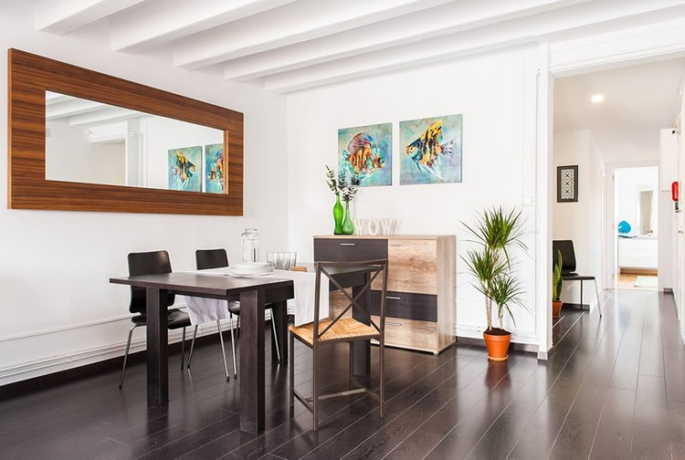 comedor home staging