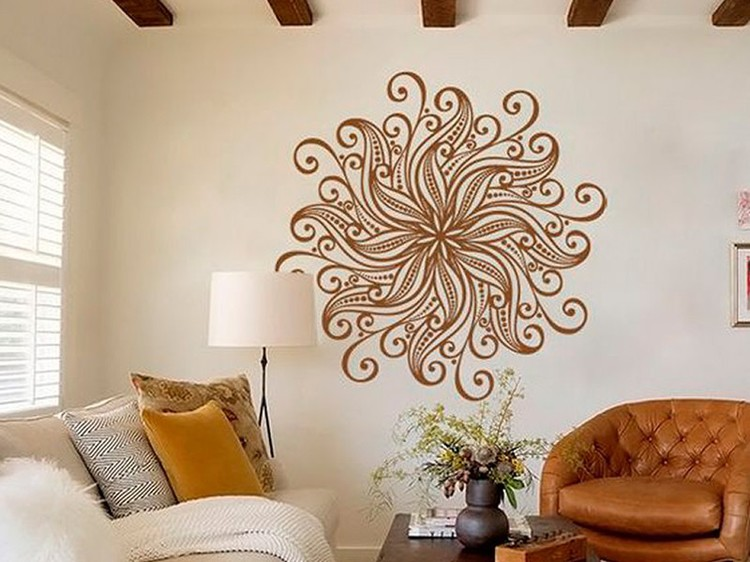 Ideas para decorar tu casa con mandalas decorar espacio for Ideas para decorar tu casa economicas