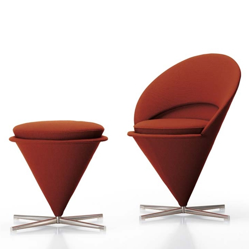 Cone & Stool Chair - Vitra