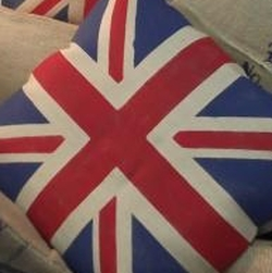 Cojin Union Jack