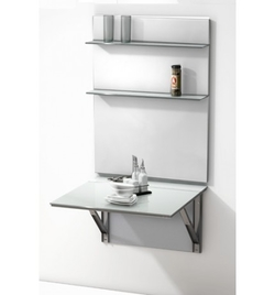 Mueble de cocina single viva. disponible en blanco mate o brillo