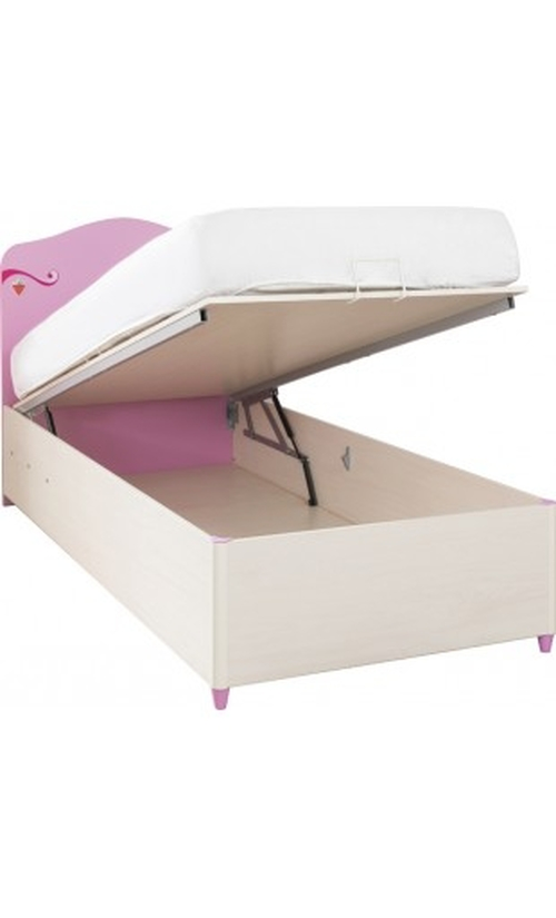 Cama canap princess 90x190cm for Cama canape 90
