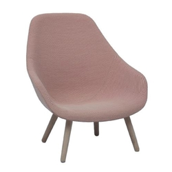 Silla About a Lounge Chair High AAL92