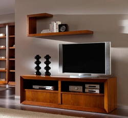 Mueble TV Nogal T713