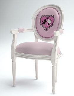Sillón Hello Kitty