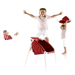 Silla Infantil Apilable School
