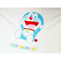 Funda nórdica Doraemon Colors cuna 70 cm.