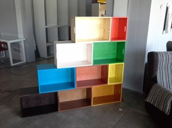 TIMBER BOX COLORES