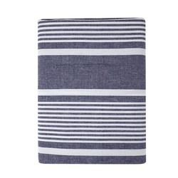Mantel Blue Stripe 150x250cm