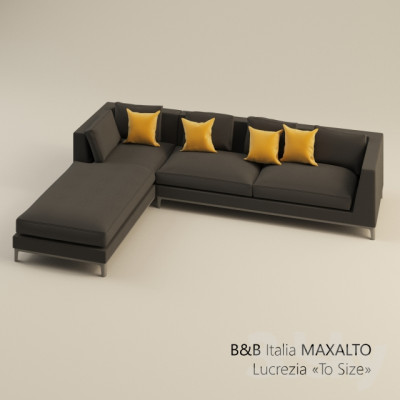 Sofa Ray - B&B Italia