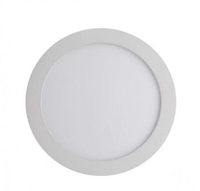 Downlight LED redondo extraplano de empotrar