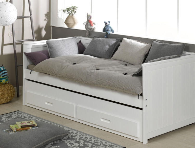 Decoraci n online a medida for Cama divan 90