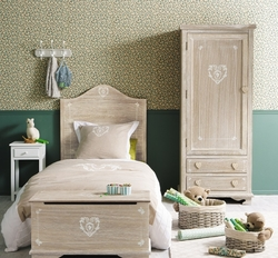 Dormitorio Junior Coleccion Clasico Prudente