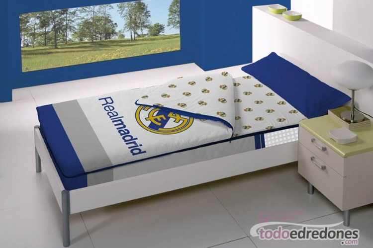 Dormitorio real madrid jm textil for Decoracion en madrid
