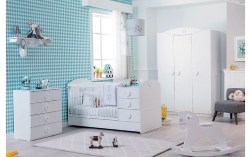 Dormitorio baby cotton