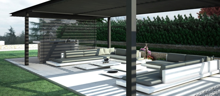 Decoraci n online a medida for Decoracion jardin chill out