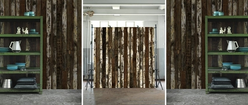 Papel de pared Scrapwood 13