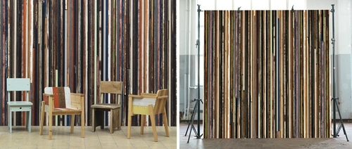Papel de pared Scrapwood 15