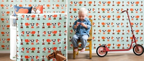 Papel de pared Marionette