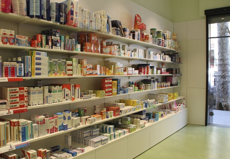 Decoraci n online a medida for Decoracion de farmacias