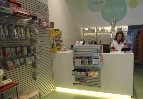 Decoracion De Farmacias. Farmacia Prezsalgado With Decoracion De ...