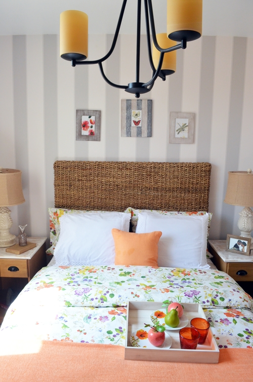 Country chic room