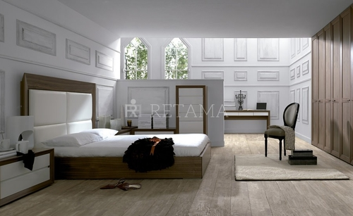 DORMITORIO BLANCO/MARRON1