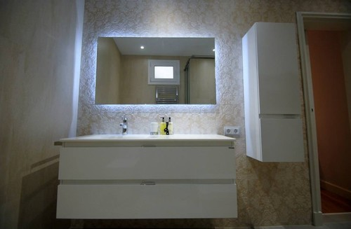 Baño luces led