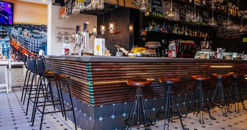 Arandio. Restyling bar restaurante