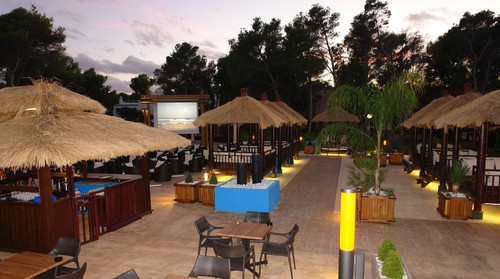 chill out  hotel en Ibiza