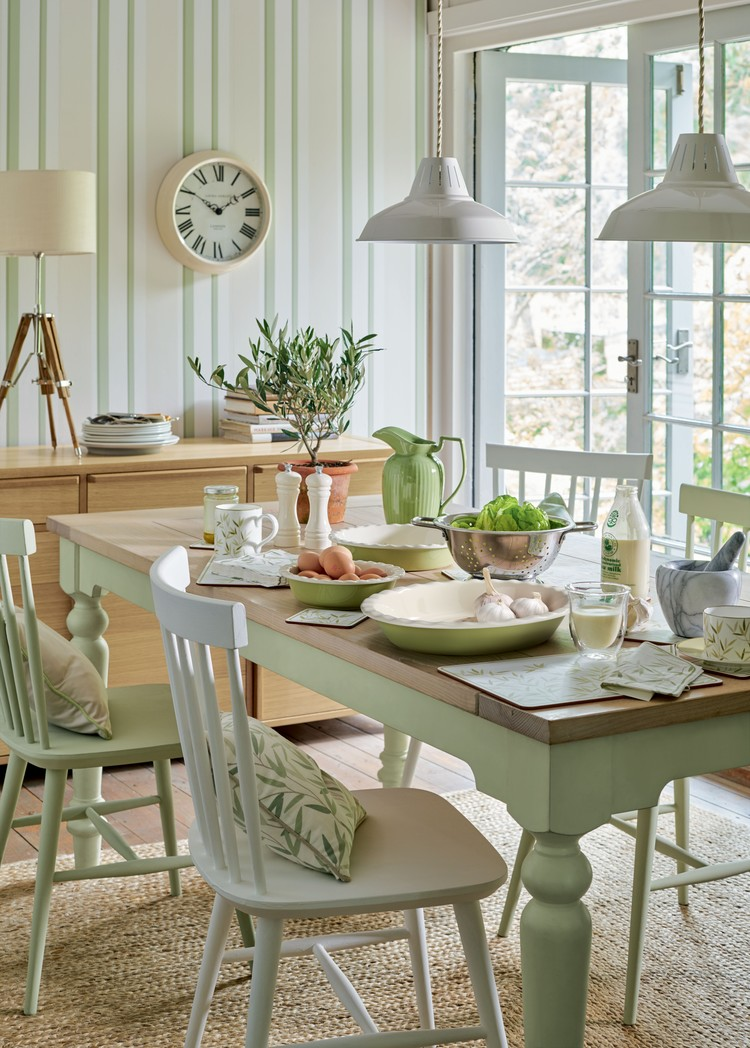 Timeless country laura ashley ss16 esther for Casa decoracion willow