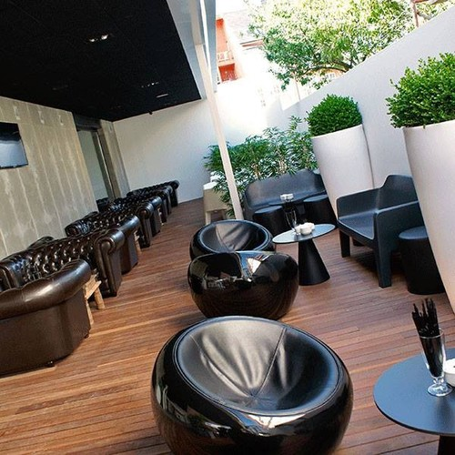 BB Lounge Bar, exclusividad exponencial