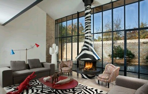 Chimenea jc bordelet