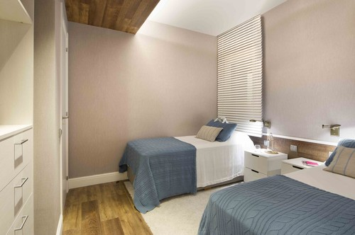 Dormitorio en Suite for 10