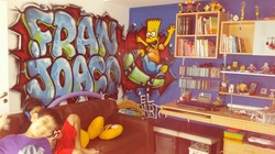PLAY ROOM CON GRAFITY