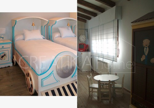 DORMITORIO INFANTIL BY CREATIKA HOME